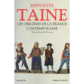 Les origines de la France contemporaine Volume 1 et 2