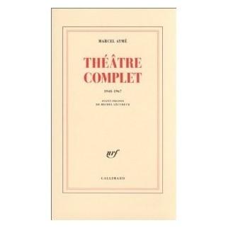 Théâtre complet, 1948-1967