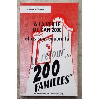 Coston 200 familles