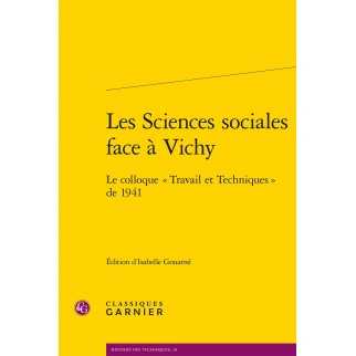 sciences sociales Vichy