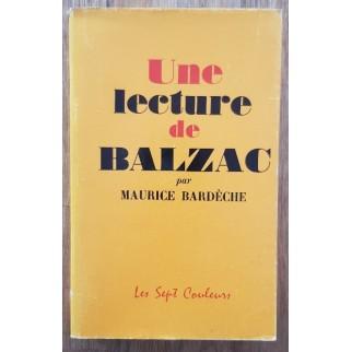 Balzac Bardèche