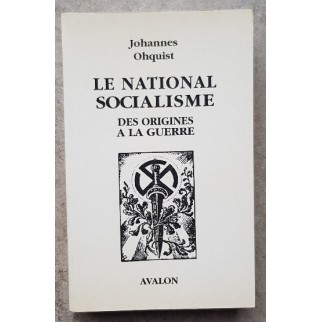 Ohquist national-socialisme