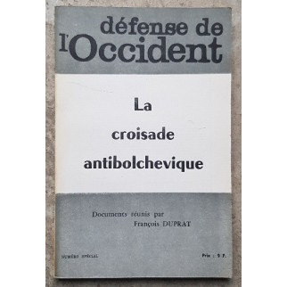 croisade antibolchévique Duprat