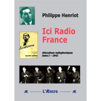 Radio France Henriot