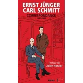 Correspondance Junger Schmitt