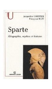Sparte - Géographie, mythes et histoire