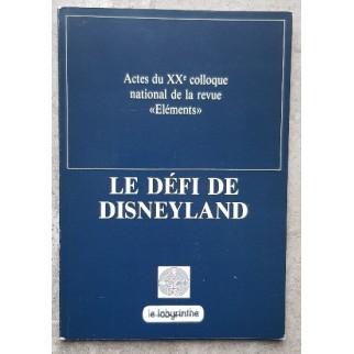 défi de Disneyland