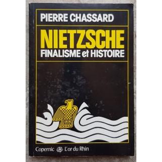 Nietzsche. Finalisme et...