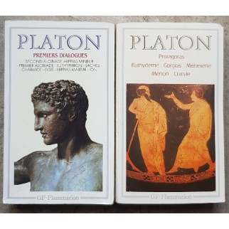 Platon. 2 livres