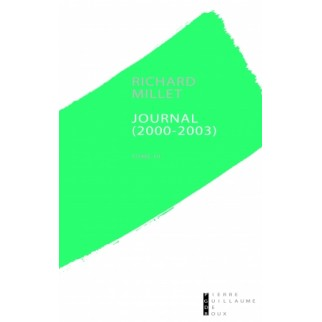 Journal (2000-2003) - Tome III