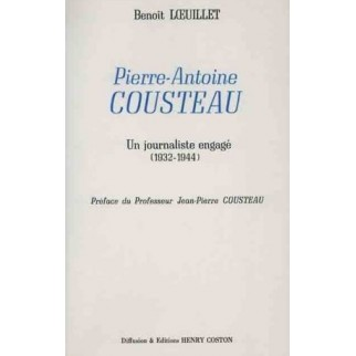 Pierre-Antoine Cousteau, un...