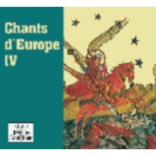 Chants d'Europe 4