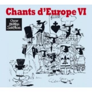 Chants d'Europe 6
