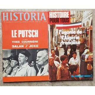 Historia et Histoire pour...