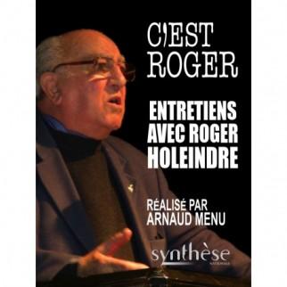 C'est Roger... Un livre...