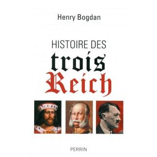 Histoire des trois Reich