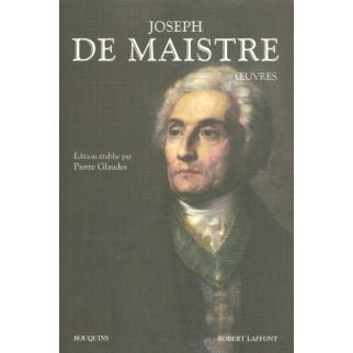 Joseph de Maistre - Oeuvres