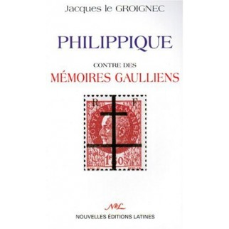 Philippique contre les...