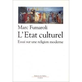 L'Etat culturel : une...