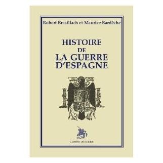 Histoire de la guerre d'Espagne