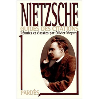 Guide des citations: Nietzsche