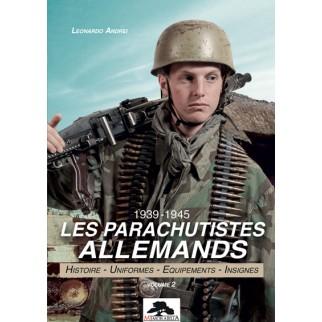 Les parachutistes allemands...