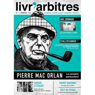 Livr'arbitres n°21: Pierre...