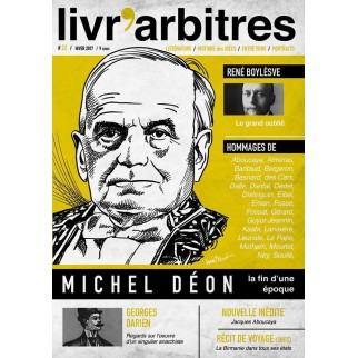 Livr'arbitres n°22: Michel...