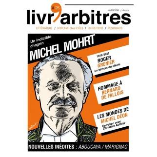 Livr'arbitres n°25: Michel...