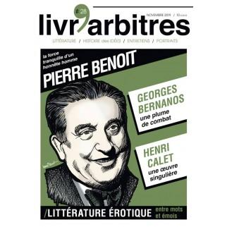 Livr'arbitres n°28: Pierre...