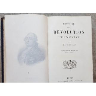 Histoire de la Révolution...