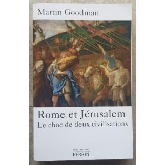 Rome et Jérusalem. Le choc...