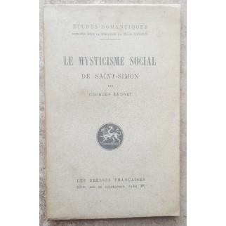 Le mysticisme social de...