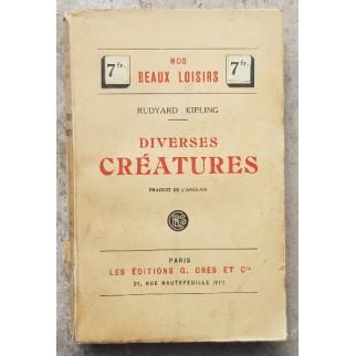 Diverses créatures