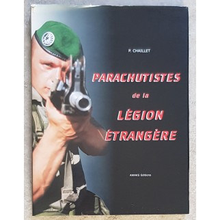 Parachutistes de la Légion...