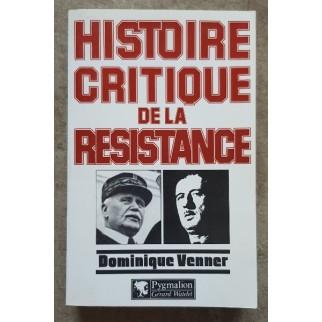 Histoire critique de la...