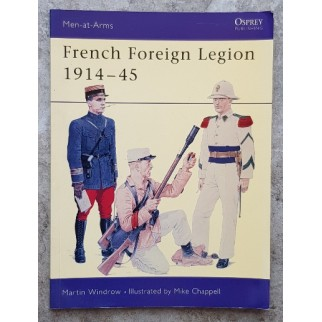 French Foreign Legion 1914-45