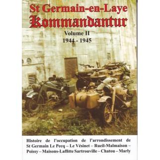 Saint Germain-en-Laye...