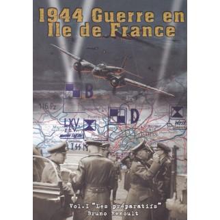 1944. Guerre en Ile de...