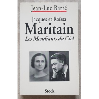 Jacques et Raïssa Maritain....