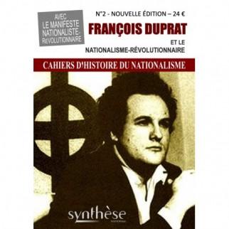 François Duprat et le...