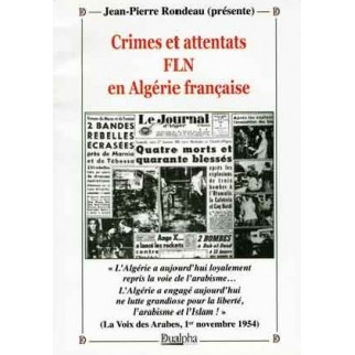Crimes et attentats FLN en...