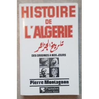 Histoire de l'Algérie des...