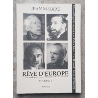 Rêve d'Europe Vol.1