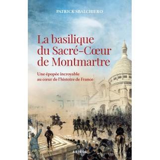 La basilique du Sacré-Coeur...