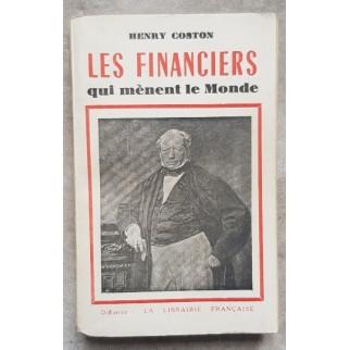 Les financiers qui mènent...